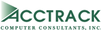 Acctrack Computer Consultants Logo